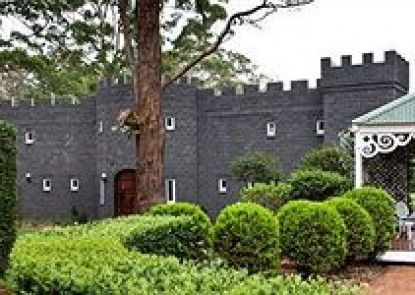 The Castle On Tamborine Teras