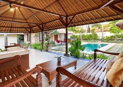 The Club Villas Ruang Tamu