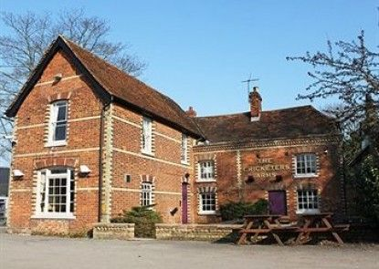 The Cricketers Arms - Hotel Teras