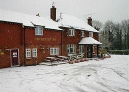 The Cricketers Inn Teras