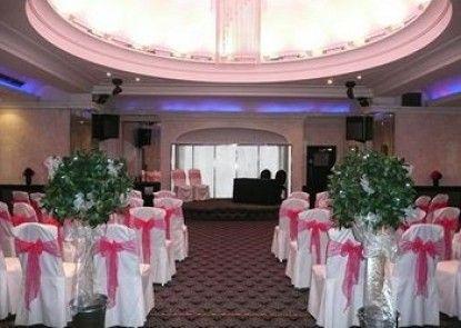 The Cumberland Hotel Teras