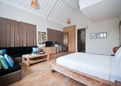The Dipan Resort Petitenget Interior
