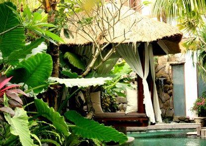 The Dipan Resort Petitenget Eksterior