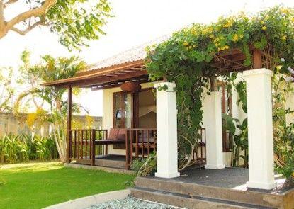 The Eyes Bali Villa Teras