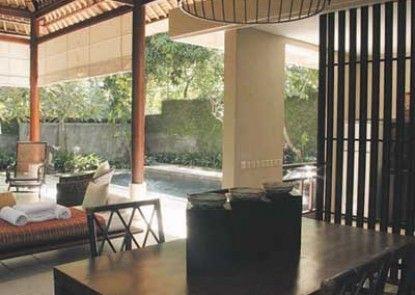 The Gangsa Private Villa Ruang Makan