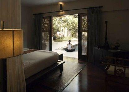 The Gangsa Private Villa Kamar Tamu