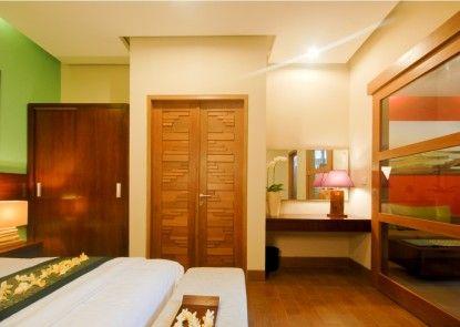 The Green Zhurga Suites Teras