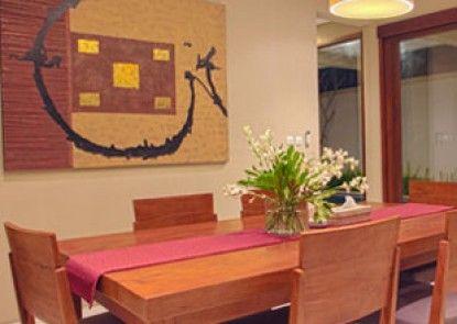 Maca Villas & Spa, Umalas Ruang Makan