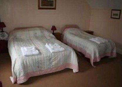 The Haugh Hotel Teras