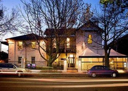 The Hughenden Boutique Hotel Teras