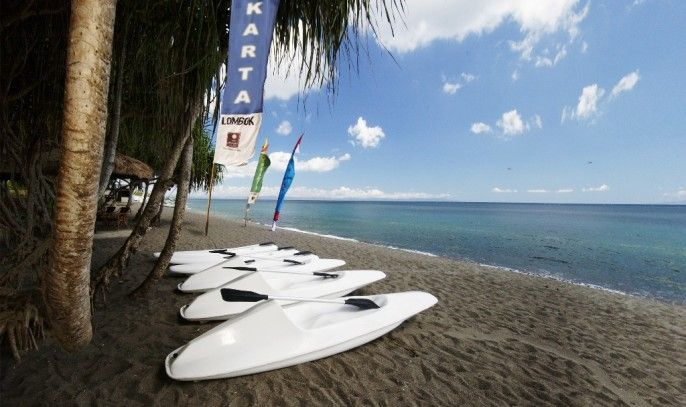 The Jayakarta Lombok Beach Resort & Spa Senggigi, West Lombok