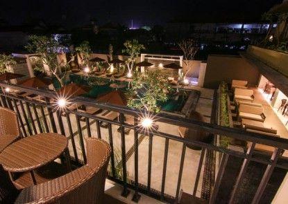 The Kana Kuta Hotel Teras