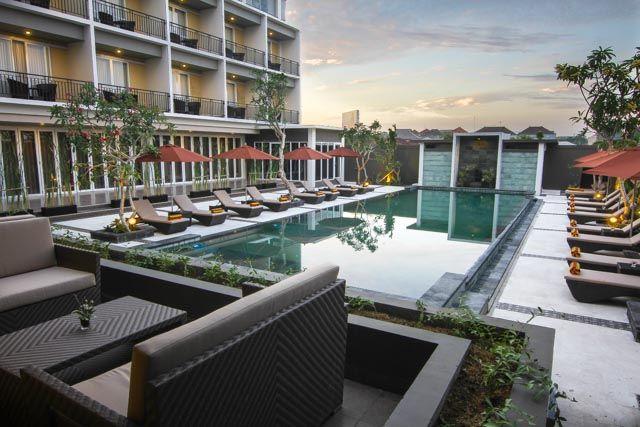 The Kana Kuta Hotel, Denpasar