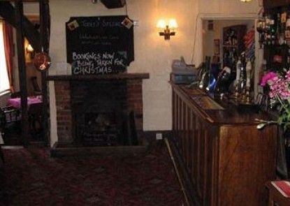 The Marlborough Head Inn Teras