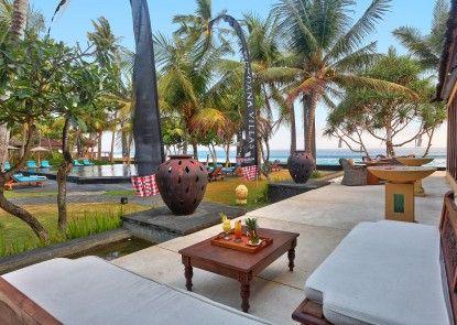 The Nirwana Resort and Spa Pemandangan