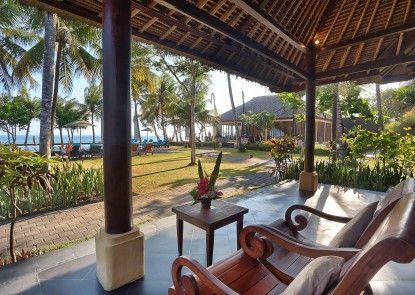 The Nirwana Resort and Spa Teras