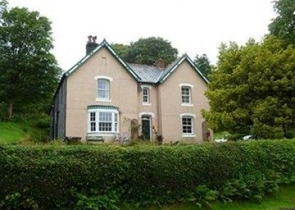 The Old Vicarage - Guest house Teras