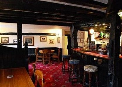 The Plume of Feathers - Inn Teras
