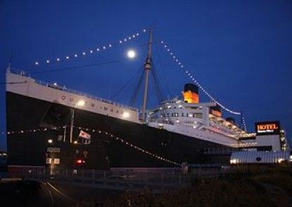 The Queen Mary Teras