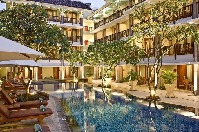 The Rani Hotel and Spa, Badung