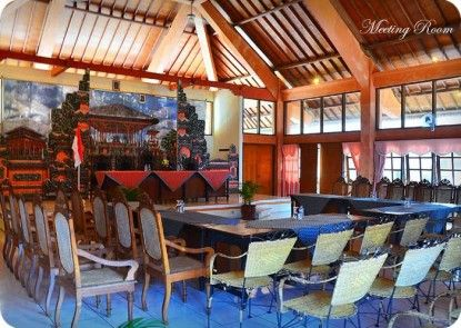 The Rishi Candidasa Beach Hotel Ruangan Meeting