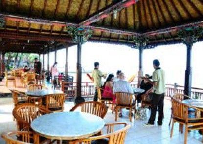 The Rishi Candidasa Beach Hotel Rumah Makan