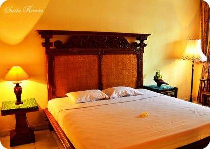 The Rishi Candidasa Beach Hotel Kamar Tamu