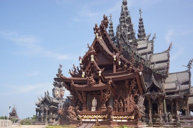 The Sanctuary of Truth Admission