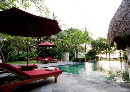 The Sandi Phala Resort Kolam Renang