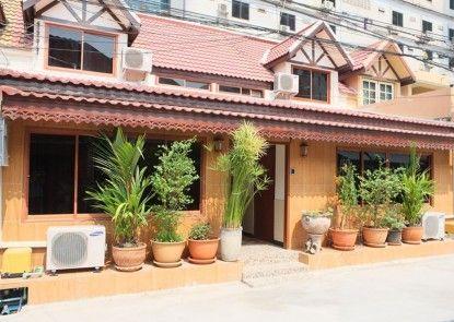 The Siam Guest House Pintu Masuk