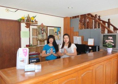 The Siam Guest House Penerima Tamu