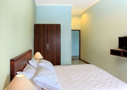 The Studio Inn at Nusa Dua Kamar Tamu