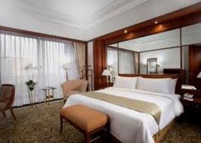 The Sultan Hotel Jakarta Kamar Tamu