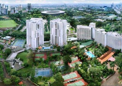 The Sultan Hotel Jakarta Eksterior