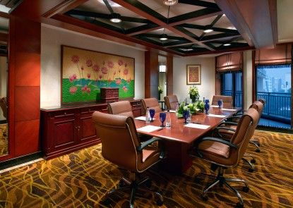 The Sultan Hotel Jakarta Ruangan Meeting