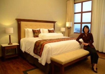 The Sunan Hotel Solo Kamar Tamu
