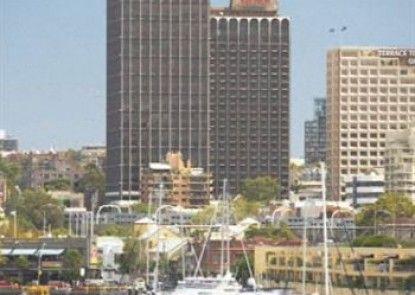 The Sydney Boulevard Hotel Teras
