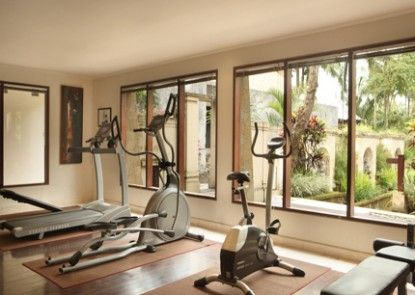 The Ubud Village Resort and Spa Ruangan Fitness