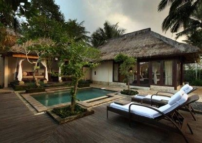 The Ubud Village Resort and Spa Kolam Renang Pribadi