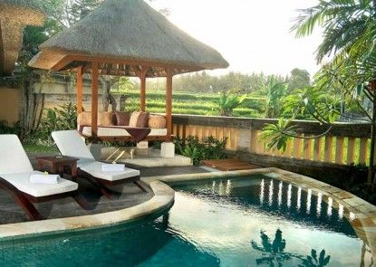 The Ubud Village Resort and Spa Kolam Renang