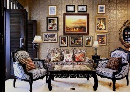 The Victoria Bandung Lounge