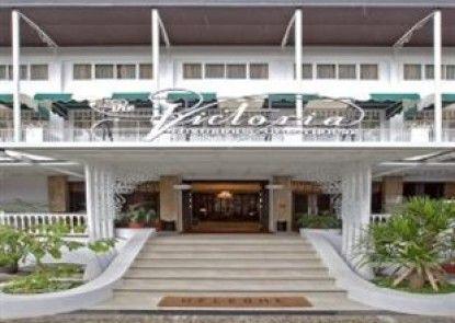 The Victoria Bandung Pintu Masuk