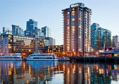 The Westin Bayshore, Vancouver Teras