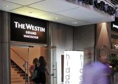 The Westin Grand Vancouver Teras