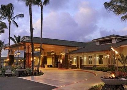 The Westin Princeville Ocean Resort Villas Teras