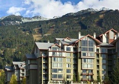 The Westin Resort & Spa, Whistler Teras
