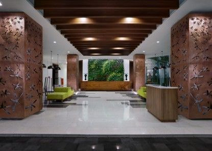 The Alana Hotel and Conference Sentul City Teras