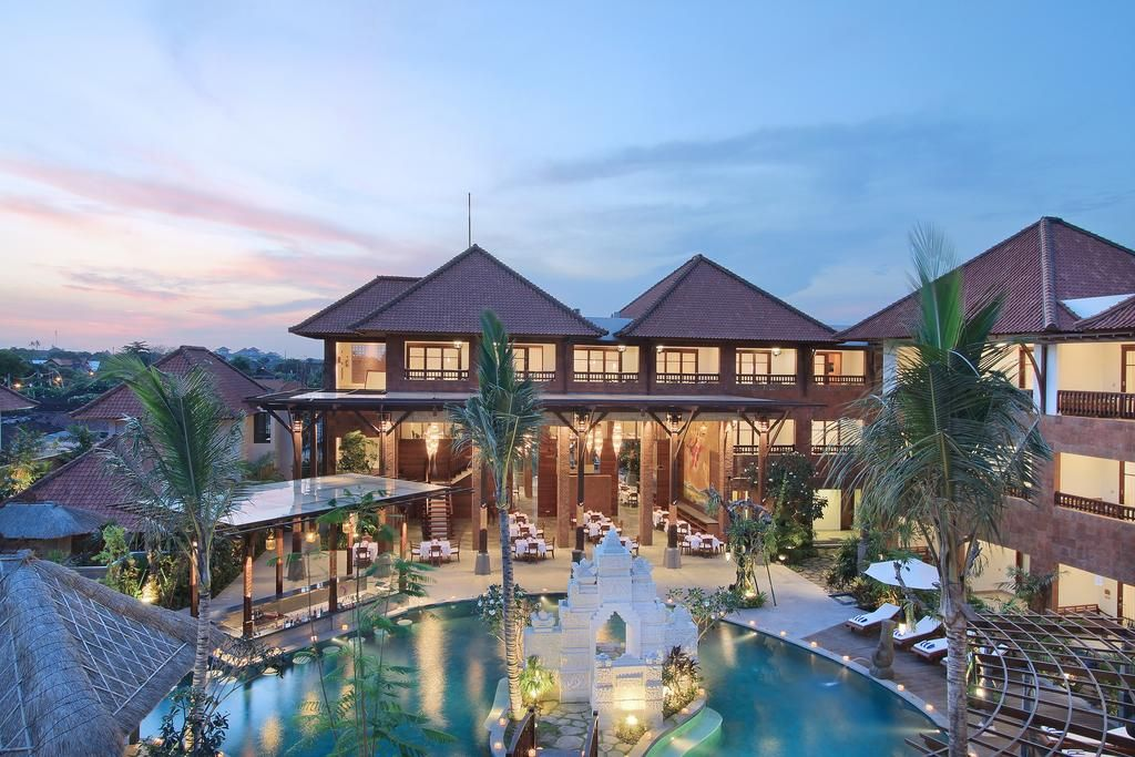 The Alantara Sanur by Pramana, Denpasar