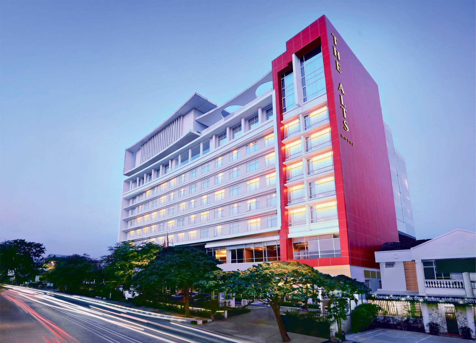The Alts Hotel,South Sumatera