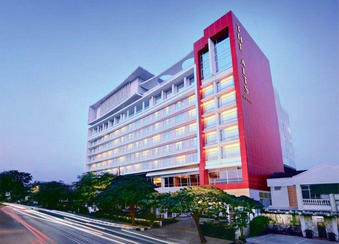 The Alts Hotel, Palembang